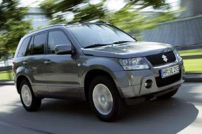 Ремонт коробки передач на Suzuki Grand Vitara