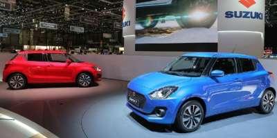Новое поколение Suzuki Swift
