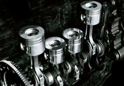 Расходные характеристики и материал двигателя