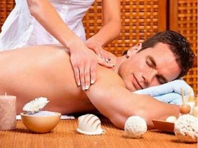 Эротический массаж в салоне Simona