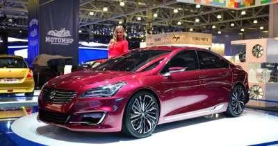 Что приготовил Suzuki для поклонников практичных и удобных автомобилей
