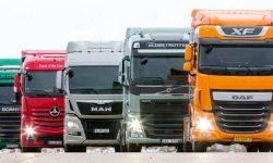 По Европе на грузовике