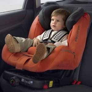 Как выбрать автокресло для машины Suzuki