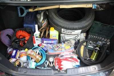 Десять вещей которые обязательно должны быть в машине