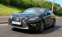Lexus ES250 — Тест-драйв