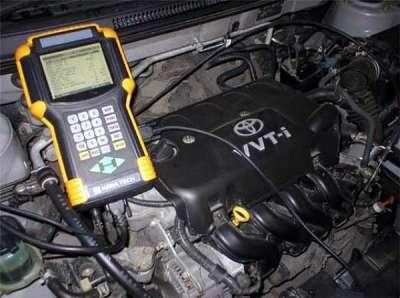 автомобильный сканер для диагностики