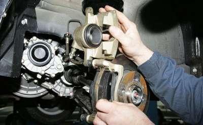 Диагностика и качественный ремонт тормозной системы авто Suzuki